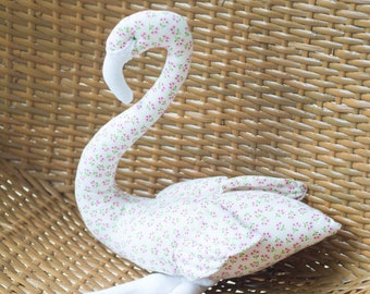 Pink Flamingo bird animal decorative