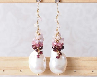 Baroque Pearl Jewelries