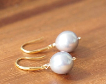 Gray Pearl Jewelry
