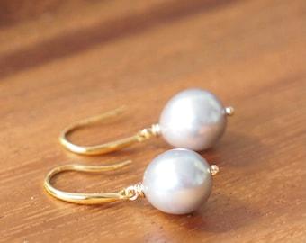 Gray Pearl Jewelry
