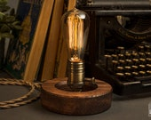 The O Edison Table Lamp