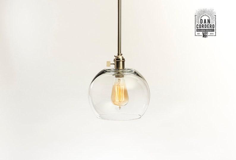 Edison Pendant Light Fixture Edison Bulb Pendant Kitchen Etsy
