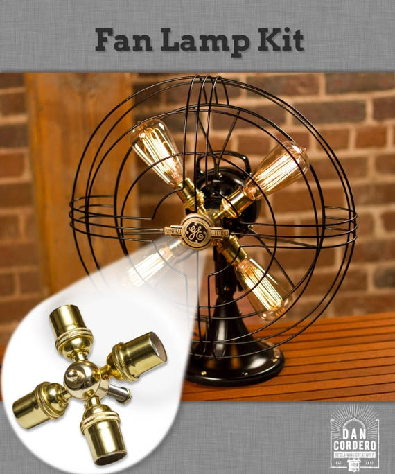 Fan lamp kit diy kit how to lamp parts lamp supplies guide fan lamp kit diy kit how to lamp parts lamp supplies guide parts tutorial fan lamp from dancordero on etsy studio aloadofball Image collections