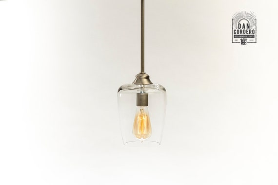 Pendant Light Fixture Edison Bulb Pendant Kitchen Light Pendant Light Edison Light Bulb Small Teardrop Shade