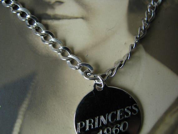 """Vintage Sterling Silver Charm Bracelet, Vintage """"… - image 3"""