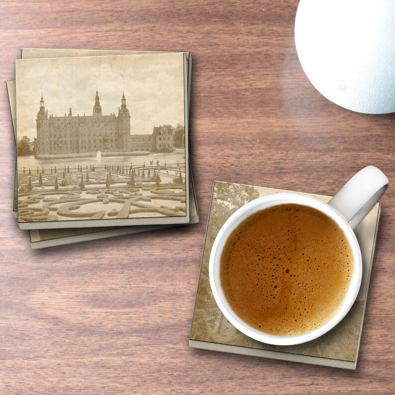 Photo Coasters  Gift for Mom  Photography Coasters  image 0