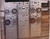 May 1949 Audio Engineering Magazine has 48 pages of ads and articles, Antique Radio,Stereo,Microphone, Amplifier ,Electronics Magazine