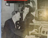 July 1951 Audio Engineering Magazine has 40 pages of ads and articles, Antique Radio,Stereo,Microphone, Amplifier ,Electronics Magazine