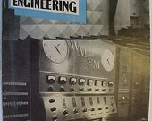 December 1948 Audio Engineering Magazine has 48 pages of ads and articles, Antique Radio,Stereo,Microphone, Amplifier ,Electronics Magazine