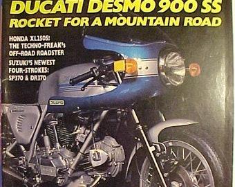 Vintage dirt bike | Etsy