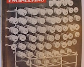 July 1949 Audio Engineering Magazine has 40 pages of ads and articles, Antique Radio,Stereo,Microphone, Amplifier ,Electronics Magazine