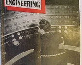 December 1947 Audio Engineering Magazine has 40 pages of ads and articles, Antique Radio, Stereo,Microphone, Amplifier ,Electronics Magazine