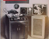 January 1950 Audio Engineering Magazine has 48 pages of ads and articles, Antique Radio,Stereo,Microphone, Amplifier ,Electronics Magazine
