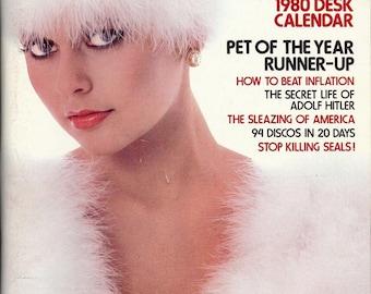 Penthouse Magazine December 1979