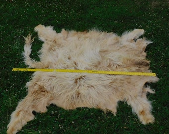 Scottish Highland Cow Hide