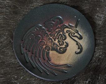 Pegasus Patch (4in)
