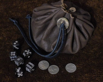 Viking Dice Pouch