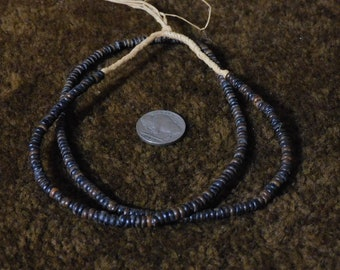 Nigerian Voodoo Seed Beads (280pc)
