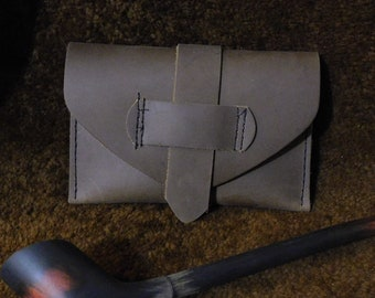 Rustic Style Tobacco Pouch (2nds)