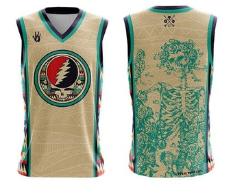 Steal Your Face Native Jersey