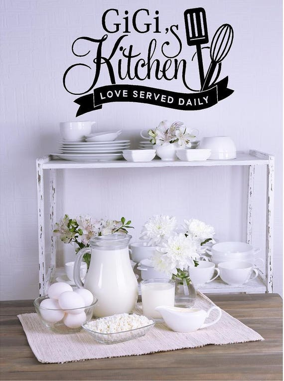 Gigi S Kitchen Etsy