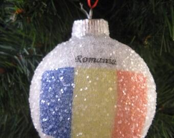 Grandfather Christmas Ornament Bunica Ornament Romanian Gift Grandmother Gift Tree Ornament Romanian Grandmother Bunical Gift