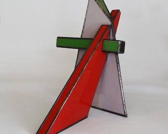 3D Sculptural glasswork by 1178designs