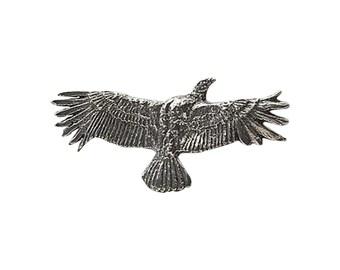 California Condor ~ Lapel Pin/Brooch ~ B092,BC094,BP092