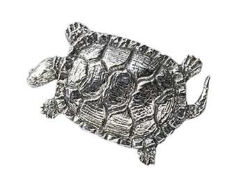 Pond Turtle ~ Lapel Pin/Brooch ~ A150,AC150,AP150
