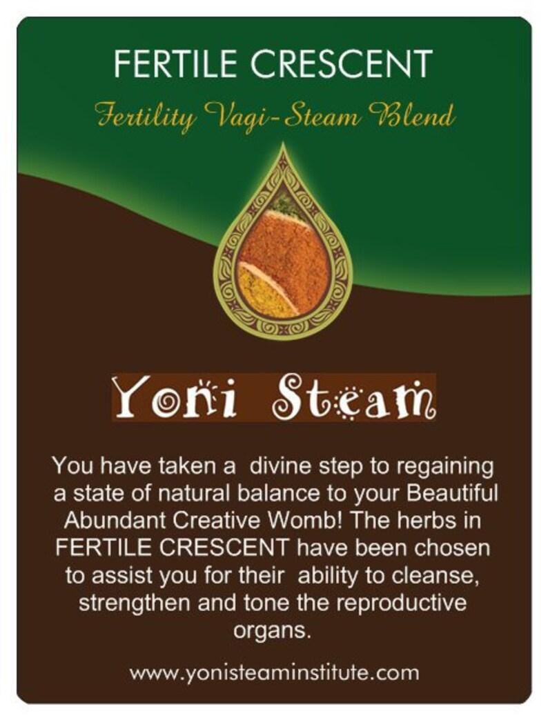 FERTILE CRESCENT Yoni Steam Fertility Blend