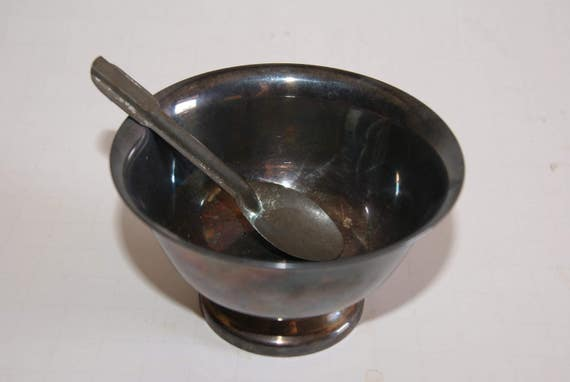 Vintage 1960s Reed And Barton Paul Revere Design Silver Plate Etsy