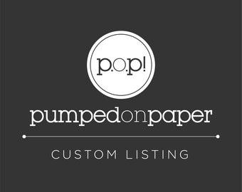 custom listing for suzie mariniello