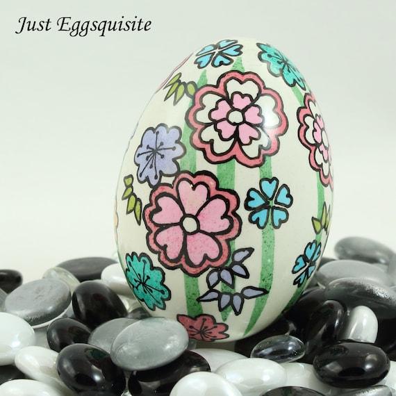 21 Easter Egg Wraps Sleeves Pysanky Stickers Pisanki