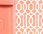 Trellis Reusable Wall Stencil 12x12