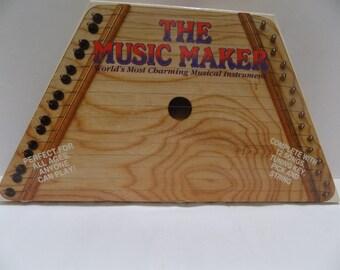 image relating to Free Printable Lap Harp Music Cards named Harp audio Etsy