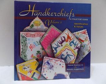Handkerchiefs Vol. 2 by Helene Guarnaccia and Barbara Guggenheim , Hardcove