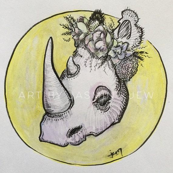 Spring Rhino