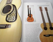 Martin Guitar Masterpieces Book, Showcase of Artists 39 Editions, Limited Editions, Custom Guitars Book