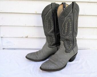 ca0231af7f4 Panhandle slim boots   Etsy