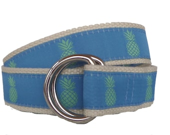 Watermelon belt Pineapple belt for children with fruit print toddlers belt kid