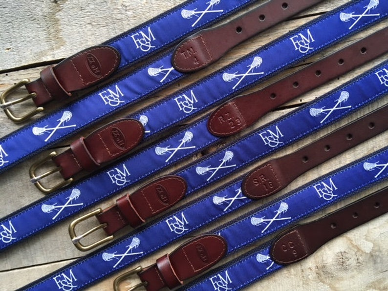 Custom Lacrosse Ribbon Order, Key Chains, Wholesale for Clubs, Team Orders,  Wedding Party, Restaurant Staff and Gift Shops