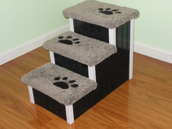 Ordinaire Dog Stairs 18 Tall Pet Stairs For Pets 5 55 Pounds | Etsy