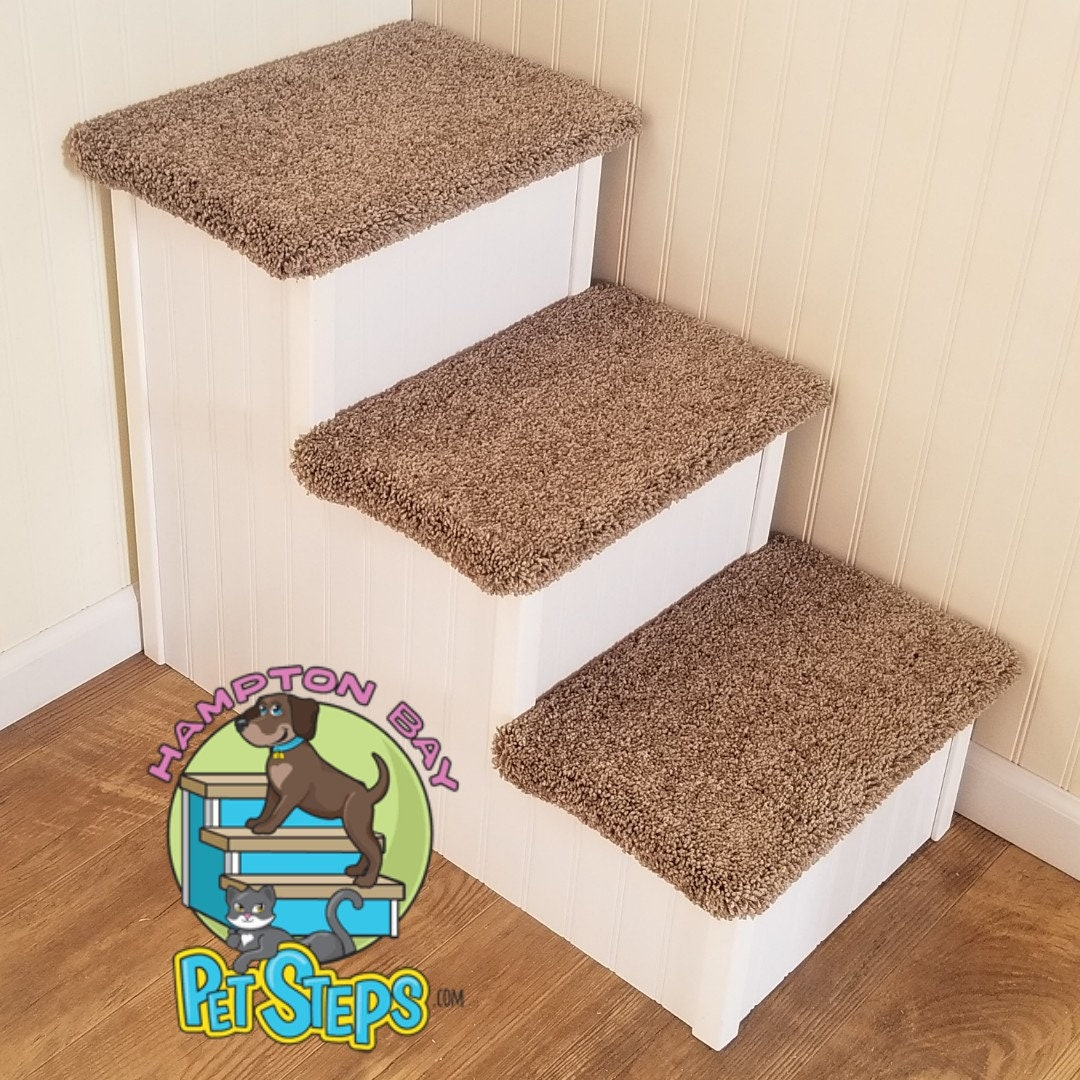 Superb Dog Stairs Extra Wide Extra Deep Extra Sturdy For Pets Camellatalisay Diy Chair Ideas Camellatalisaycom