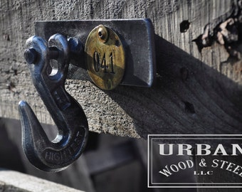 Urban Purse / Gear Hook