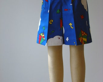 Boys Kite Flying Shorts in 3T and 4