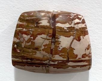 Oval 15x41 mm Cabochon Dead Camel Jasper Cabochon