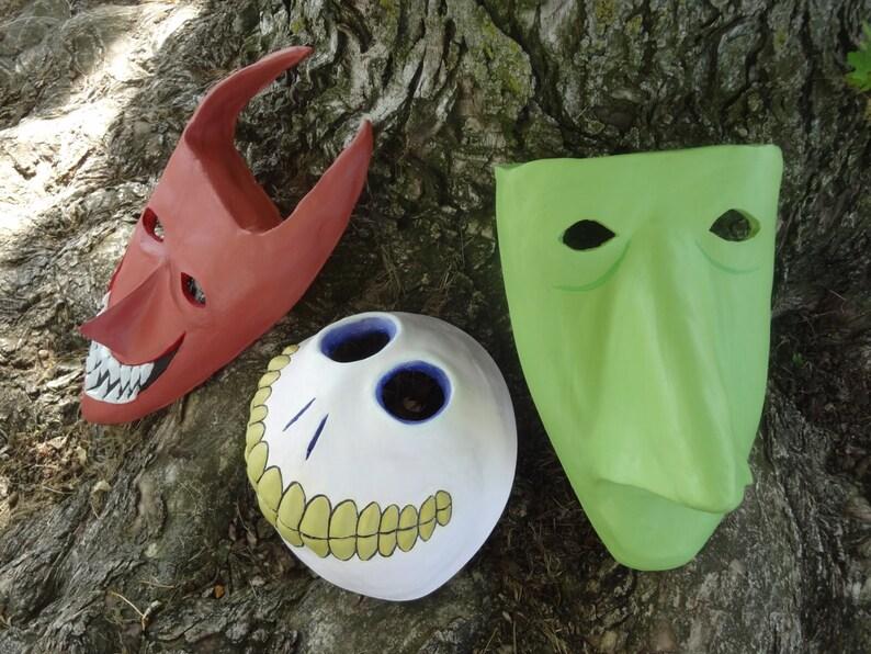 Shock Mask