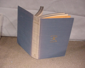 Hard Cover Book: VANITY FAIR, a novel without a Hero  (Thackeray) 1848