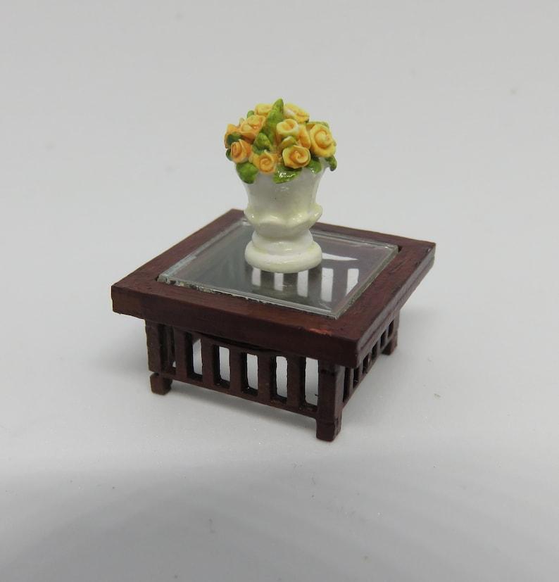 Dollshouse miniature Quarter scale 148 DIY coffeetable.