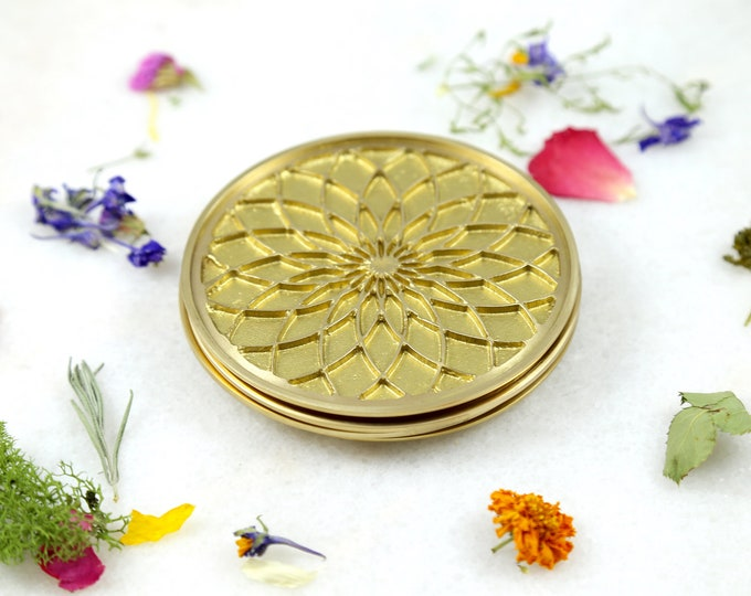 Lotus Flower Coaster Set